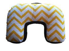Lemon Meringue - Breast Feeding Support Pillow