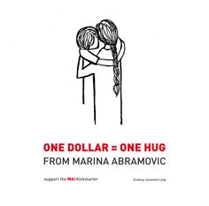 Marina Abramovic Institute: The Founders by Marina Abramovic Institute — Kickstarter