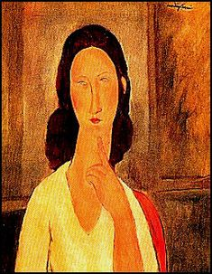 AMADEO MODIGLIANI - Art Authentication Experts & Investigators | Investigations into the Authentification of Amadeo Modigliani Portraits, sculptures, drawings | Expert in authenticating fine art -Forensic Art Examiners and analysts USA, CANADA, France, Italy, Spain, Germany, UK