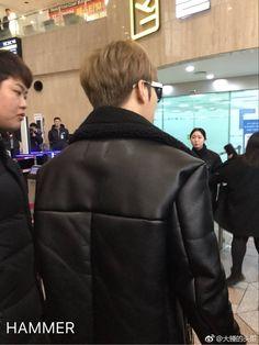 #Jaejoong airport fashion 180130