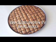Baklava Ustasından Fındıklı Ev Baklavası Tarifi - YouTube
