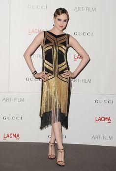 Evan Rachel Wood Cocktail Dress - Evan Rachel Wood Looks - StyleBistro
