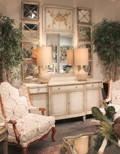 High Point Market ~ part 2 - FRENCH COUNTRY COTTAGE
