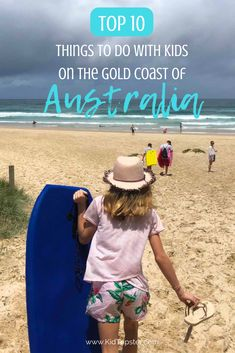Gold Coast of Australia: Top 10 things to do with kids. Travel With Kids, Family Travel, Beach Shade, Brisbane River, Gold Coast Australia, Exotic Beaches, Great Barrier Reef, Sunshine Coast, Amazing Adventures