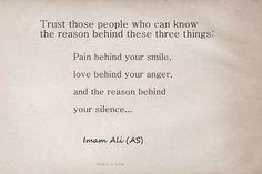 Imam Ali (RA) quote