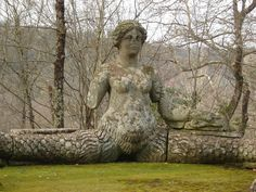 Bomarzo Monster Park 8 by Amor-Fati-Stock on deviantART
