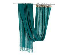 les 25 meilleures id es de la cat gorie rideau bleu canard sur pinterest rideaux bleus. Black Bedroom Furniture Sets. Home Design Ideas