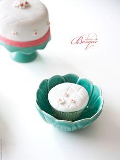 Cupcake Flowers | Doces do Bosque