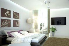 bedroom tv wall mount - Motorisierte Tvhalterung Unter Dem Bett