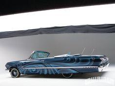"""1963 Impala """"Van Gogh"""""""