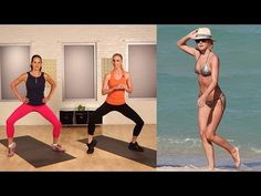 Get Julianne Hough's Sexy Dancer Legs | Leg Workout | Get the Bod