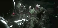 Call of Duty: Nazi Zombies mode gets a bl. Black Ops Zombies, Cod Ww2, Call Of Duty Zombies, Human Mind, Warfare, The Rock, Horror, Star Wars, Darth Vader