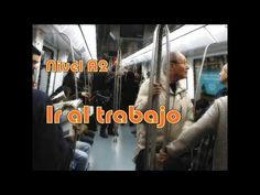 Un vídeo de español para extranjeros del nivel A2 sobre los horarios de establecimientos públicos, medios de transporte, y el contraste entre el pretérito in...