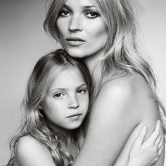 The eternal Kate Moss