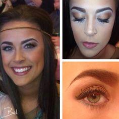 Pocahontas- makeup by pro MUA Bel Richardson