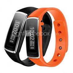Activity Tracker Sport Smart watch Vinoil Wireless Bluetooth Smart Bracelet with Pedometer /Calorie Function - USD $19.99