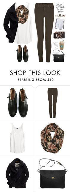 """I'm just a teenage dirtbag"" by jocelynj17 ❤ liked on Polyvore featuring Acne Studios, J Brand, H&M, Superdry, Mimi Berry, ASOS and BOBBY"