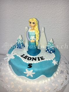 D'Leonie fiiret hüt ihra 5ti Geburtstag Happy Birthday