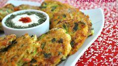 Mücver Tarifi | Mutfakta Yemek Tarifleri