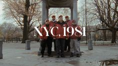 "A24 and A MOST VIOLENT YEAR present  NYC, 1981    ""NYC, 1981″ is a documentary short created by A24 Films that explores one of the most statistically violent years in New York City's history with the people who lived through it."