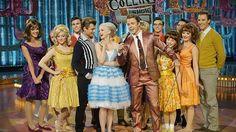 Hairspray Musical, Laura Osnes, Regina George, Derek Hough, Diana Ross, Darren Criss, Backstreet Boys, Sabrina Carpenter, Dove Cameron