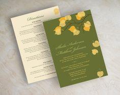 Image of Serena Branch Wedding Invitations