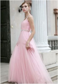 Online shopping 2012 Collection New Arrival Prom DressesSpring Colors Pink Sheath Column Spaghetti Straps Floor length Tulle affordable in vogue for each occasion. Latest design of cheap formal dresses & wedding gowns on sale for fashion women and girls. Prom Dress 2013, Prom Dresses Uk, Beaded Prom Dress, Event Dresses, Quinceanera Dresses, Party Dresses, Dresses 2013, Bride Dresses, Tulle Dress