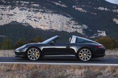 The new Porsche 991 Targa - Finally a Targa 911 that actually looks good.