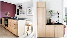 Billedresultat for ekestad ikea køkken Ikea Kitchen, Kitchen Interior, Kitchen Dining, Creating A Business, House Doctor, Dining Area, Budgeting, Sweet Home, Bordeaux