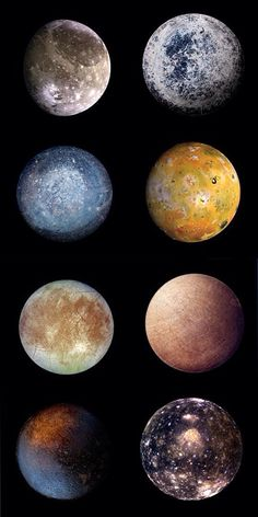 What planet in the solar system should you live on? | Gas ...