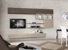 Modern Italian Wall Unit VV 3945 - $3,349.00