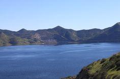 Diamond Valley Lake in Riverside County.