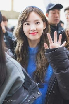 "TWICE-Nayeon 171106 Gimpo Airport ""TWICE×MLB"""