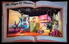 New York Time: Holiday Windows at Macy's