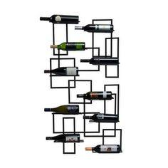 Metal Mod Wine Wall Pod
