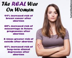The REAL War on Women