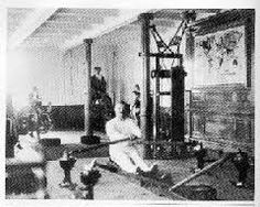 Titanic-2nd Class Gym