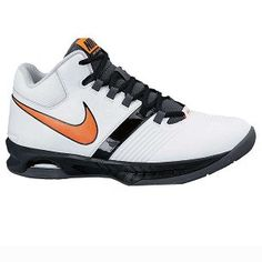 ec2086dc984 i fell in love at the air visi pro 3 so i bought the latest air visi pro 5  white and black with orange swoosh. these also come in a lot of ...