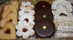 Czech Recipes, Russian Recipes, Christmas Baking, Christmas Cookies, Biscotti, Sweet Recipes, Sweet Tooth, Bakery, Sweets