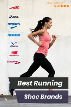 Best Running Shoe Brands Running Shoe Brands, Best Running Shoes, Running Gear, Fitness Tracker, Fitness Tips, Workout Gear, Fun Workouts, Altra Shoes, Gifts For Runners