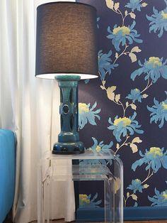 monaco blue interior design Shades Of Blue For A Potent Interior interior design 2 Mood Board Inspiration, Interior Design Inspiration, Design Ideas, Blue Colour Palette, Blue Color Schemes, Eclectic Living Room, Living Room Designs, Living Rooms, White Fireplace