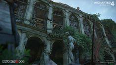 ArtStation - Uncharted 4 - Colony (Treasure Commons), Jacob Norris