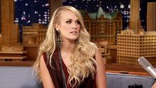 The Tonight Show Starring Jimmy Fallon - Carrie Underwood's Dogs Locked Her Baby in a Car