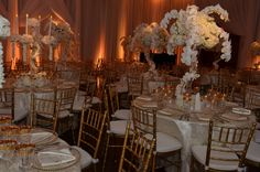Montreal Wedding  Design: MB Events, Montreal QC