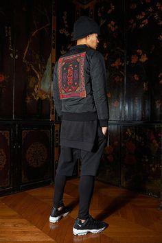 Les Benjamins FW17.  menswear mnswr mens style mens fashion fashion style lesbenjamins campaign lookbook