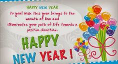 Happy New Year Quotes, Wishes, Message & SMS 2015