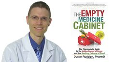 Interview with The Plant-Based Pharmacist + BOOK GIVEAWAY!