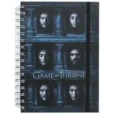 A5 Game Of Thrones Notebook for £2 (60% Off RRP) at The Works