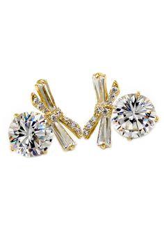 bb8439a65 elegant dragonfly crystal earrings. Crystal EarringsStud EarringsSwarovski  ...