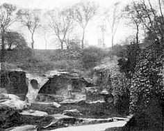 Caves in Rock Cemetery, Nottingham Local History, Family History, Nottingham Caves, Places Around The World, Around The Worlds, Sand Pit, Catacombs, Anglo Saxon, Cemetery